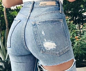 ass, fashion, and pants image