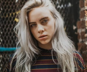 billie eilish, beautiful, and girl image
