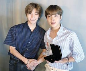 taeyong, haechan, and nct image