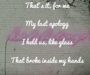 apology, find yourself, and blessthefall image