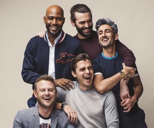 queer eye, antoni porowski, and tan france image