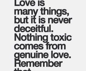 love, quotes, and toxic image