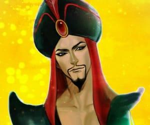 aladdin, art, and jafar image