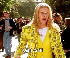 Clueless, 90s, and gif image