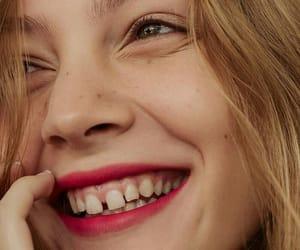 face, fashion model, and sorriso image