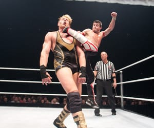 jack swagger, wwe, and evan bourne image