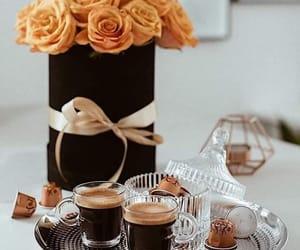 chocolate, coffee, and coffee break image