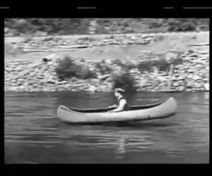 buster keaton, silent movies, and gif image