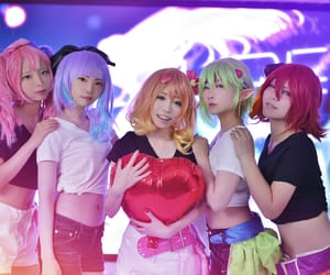 macross, cosplaystyle, and cosplay image