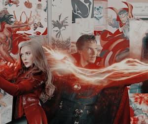 aesthetic, Avengers, and elizabeth olsen image