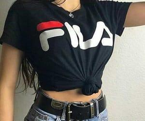 Fila, fashion, and clothes image