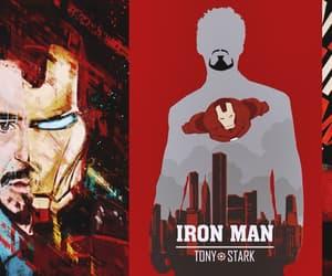 Avengers, header, and iron man image