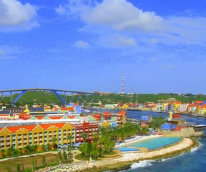 Caribbean, curacao, and travel destinations image