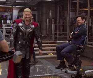 Avengers, cast, and ironman image