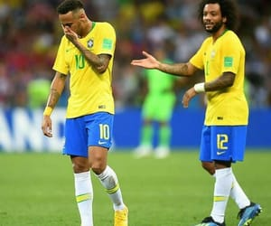 brasil, world cup, and copa mundial image