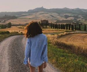girls, travel, and mood image