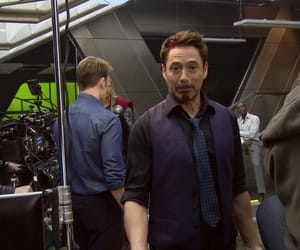 ironman, Avengers, and Marvel image