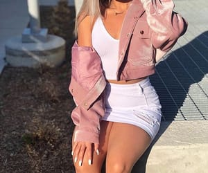 casual, fashion, and jacket image