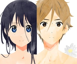 anime, boy, and shoujo image