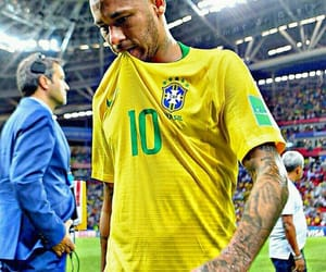 brazil, world cup, and neymar image