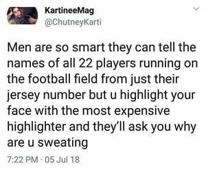 football, funny, and @ayesha_tariq001 image