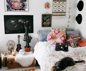 boho and room image