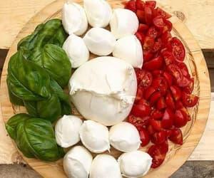 basil, flag, and food image
