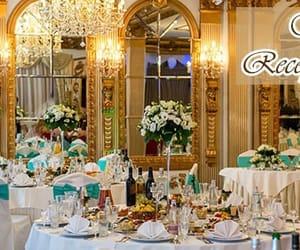 wedding reception ideas and wedding reception themes image