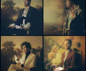 adam, art, and george image
