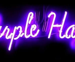 aesthetic, alternative, and purple image