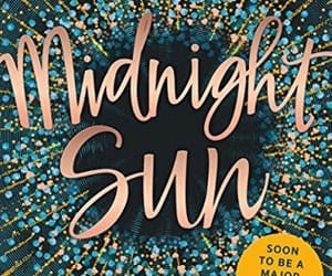 book and midnight sun image