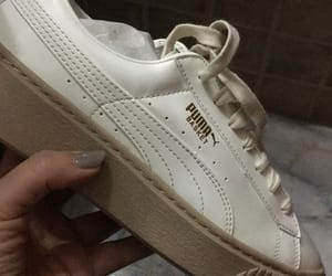 inspiration, patent leather, and puma image