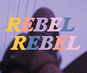 rebel, aesthetic, and 90s image