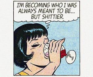 comic, funny, and who i was image