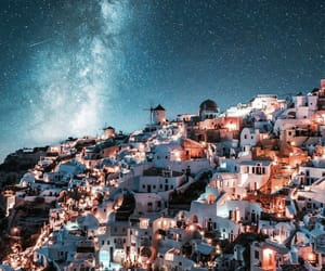 Greece, world, and sky image