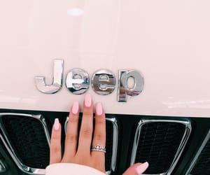 jeep, nails, and car image