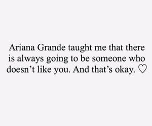 quote, quotes, and ariana grande image