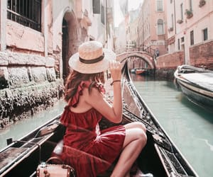 boat, Dream, and italy image