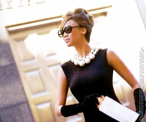 Breakfast at Tiffany's, holly golightly, and tyra banks image