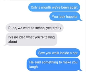 happier, quote, and text image