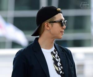 airport, kim namjoon, and rm image