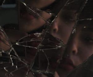 broken and mirror image