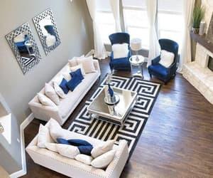 design, livingroom, and family image