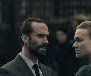 Fred, serena, and the handmaid's tale image