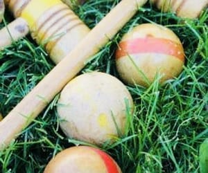 preppy, sport, and croquet image