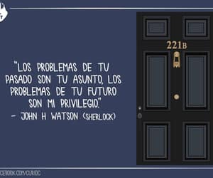 frases, quotes, and johnlock image
