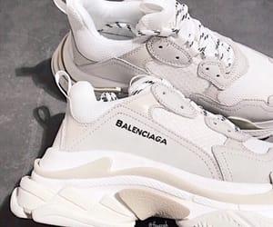 Balenciaga, fashion, and white image