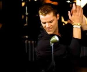 dance, old, and ricky martin image