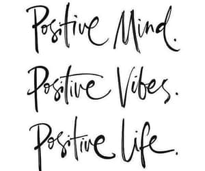 positive, life, and vibes image