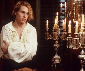 lestat, Interview with the Vampire, and Tom Cruise image